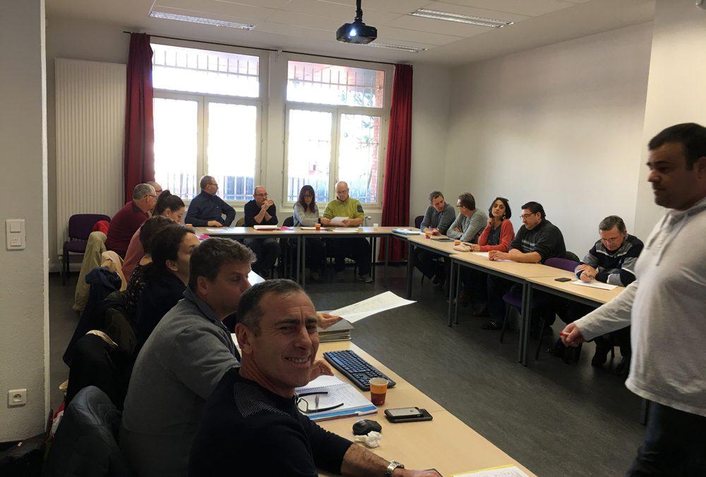 Commission menus Collèges