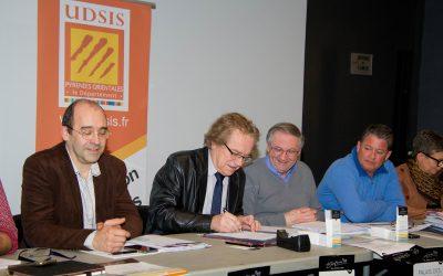 Partenariat avec les Toques Blanches du Roussillon